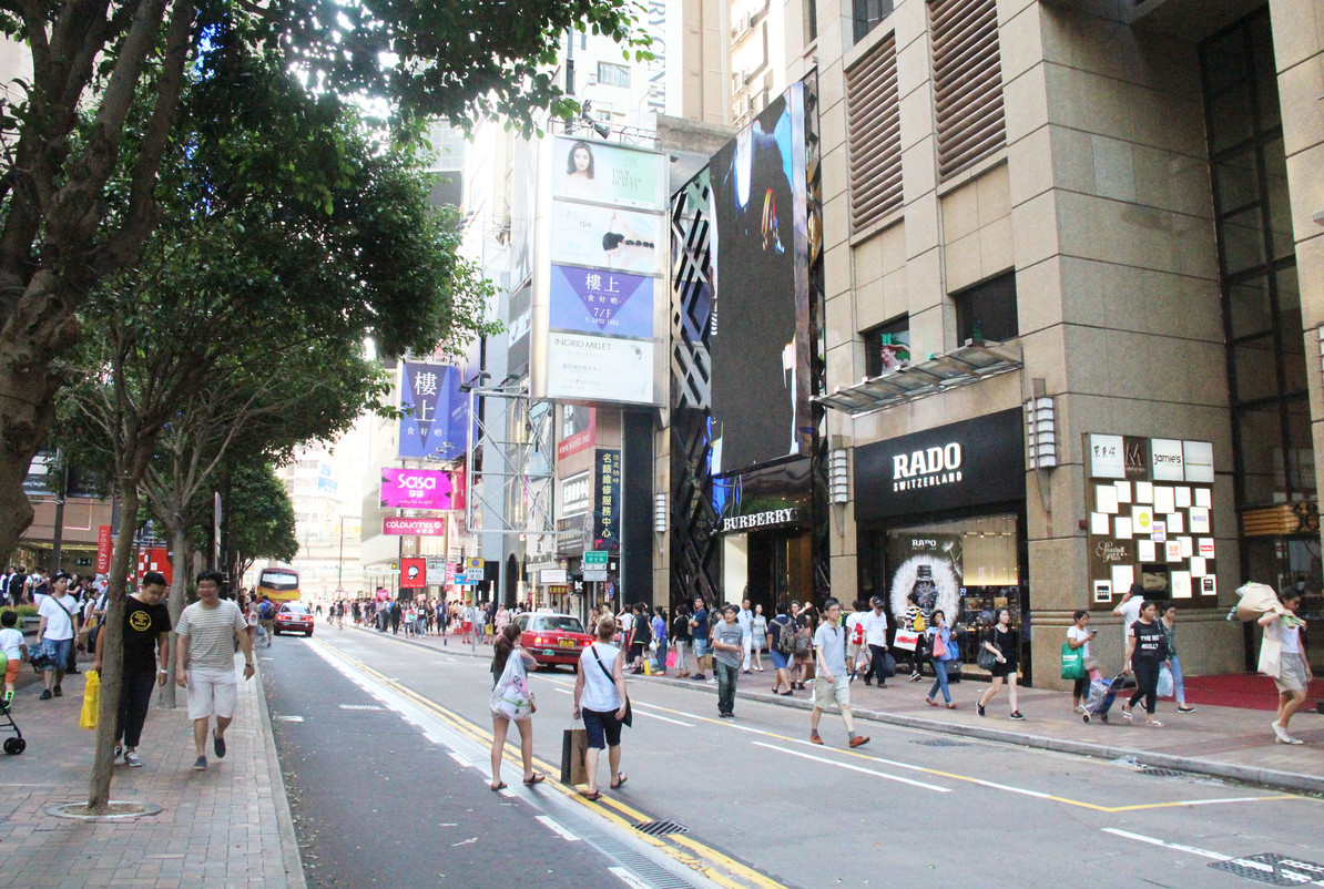 storefront guide retail space causeway bay hong kong