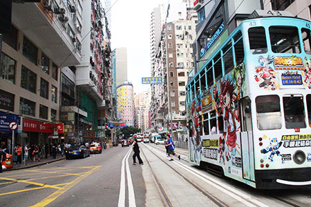 guide to wanchai retail space hong kong