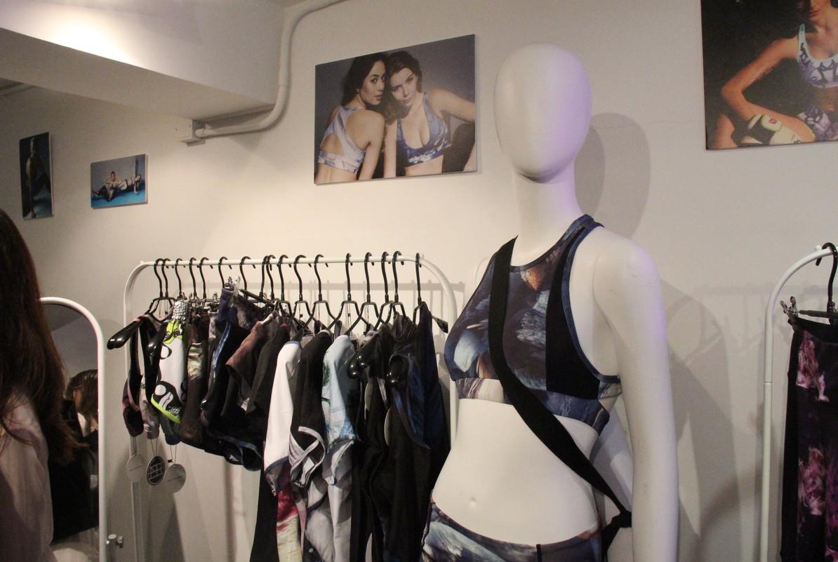 miss runner pop-up store sheung wan hong kong