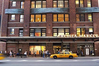 Retail Space in SoHo New York