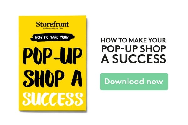 The Pop Up Guide By Storefront