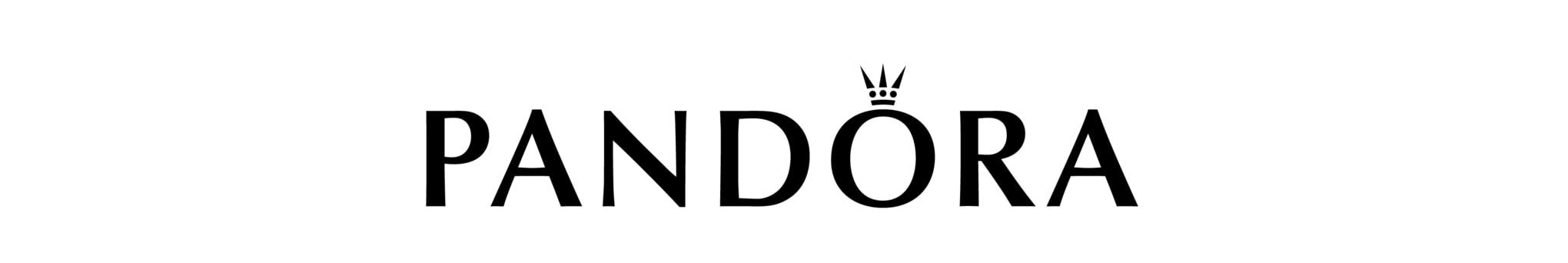 Logo de la marque Pandora