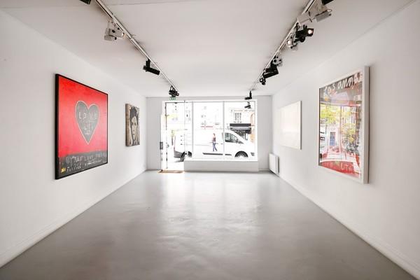 Grâce à Storefront, vous pouvez louer une gallerie d'art pour votre événement